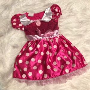 Other - Pink Minnie Mouse dress
